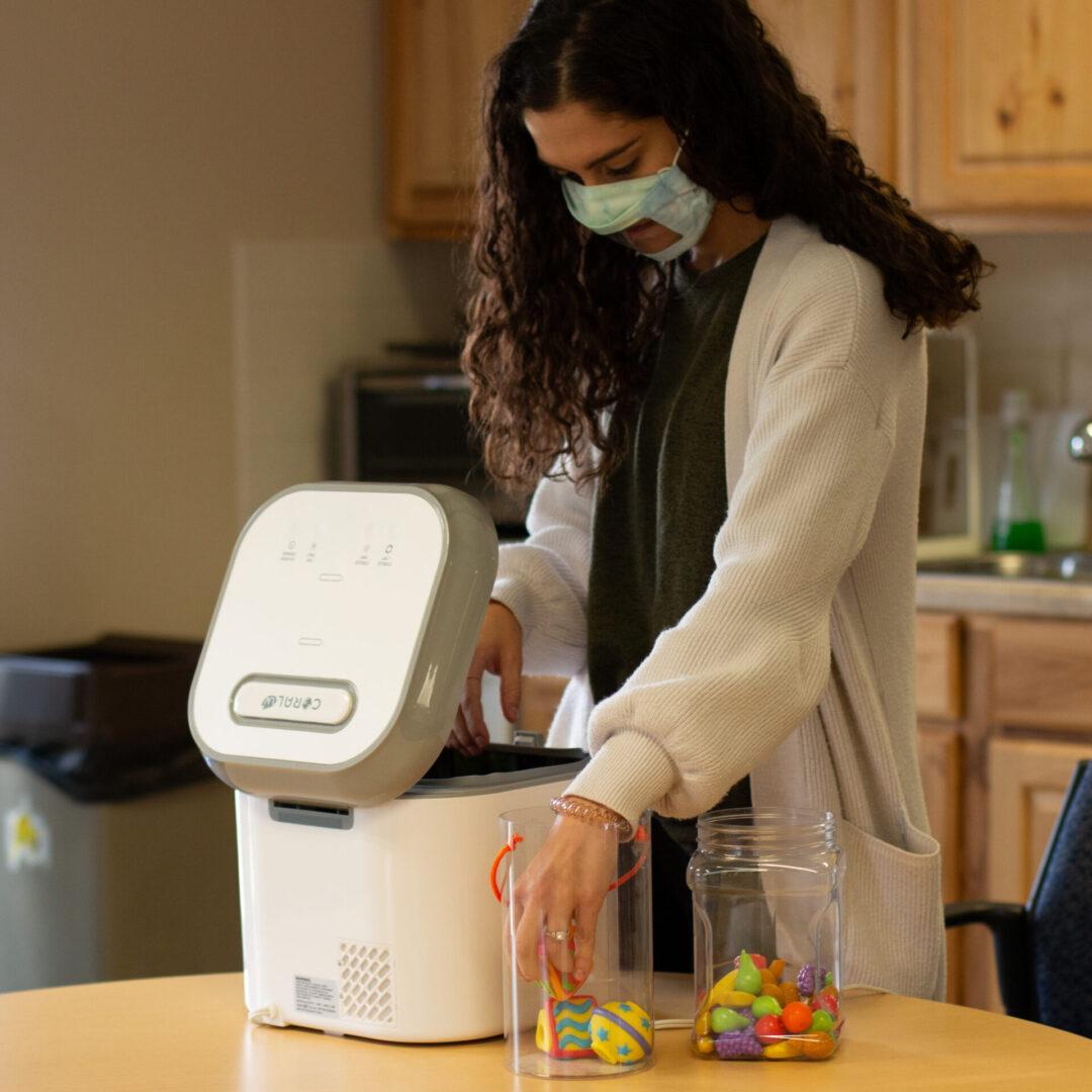 Using the Coral UV Sterilizer
