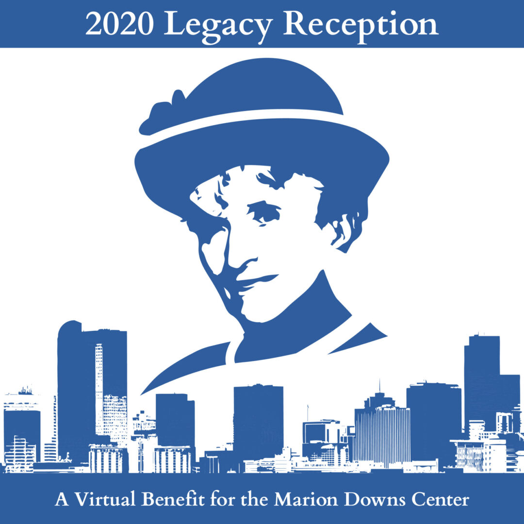 Marion Downs Center 2020 Legacy Reception